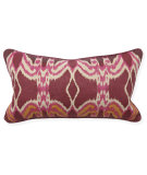 RugStudio presents Classic Home Villa Bohemian Chic V050110 Pink / Burgundy
